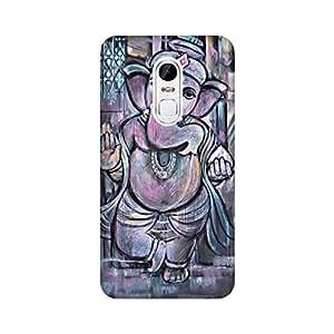 Lenovo Vibe X3 Designer Printed Case & Covers Premium Quality (Lenovo Vibe X3 Back Cover) - Lord Ganesha