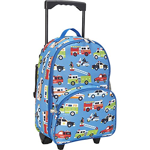 Wildkin Kids' Horses Rolling Luggage