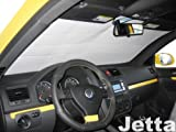 Sunshade for VOLKSWAGEN JETTA V 2006 2007 2008 2009 2010 HEATSHIELD Windshield Custom-fit Sunshade