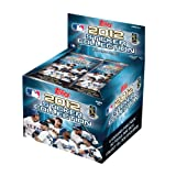 MLB 2012 Topps Stickers Retail, Pack of 50