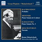 Great Pianists: Moiseiwitsch 7