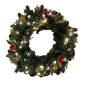 Best review top 10 wreaths to buy this christmas april 2018 for Best place to buy wreaths