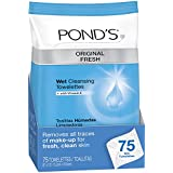 Pond's Original Fresh Wet Cleansing Towelettes