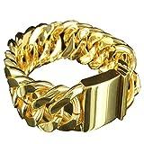Magic Stones 18CT Gold and Rhodium Coated Bracelet at Special Raksha Bandhan Offer