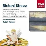 Richard Strauss:Also sprach Zarathustra etc