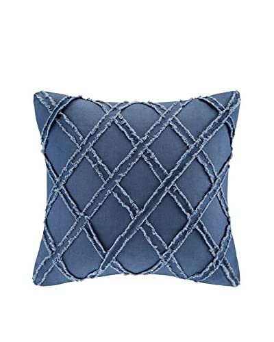 Harbor House St. Tropez Pillow, Midnight Blue