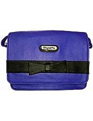 Rhysetta Women's Sling Bag / Designer Wallet / Ladies Sling Bag / Branded Purse / Bag - Blue