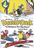 img - for Carl Barks: Walt Disney's Donald Duck : A Christmas for Shacktown (Hardcover); 2012 Edition book / textbook / text book
