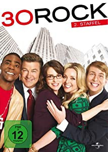 30 Rock - 2. Staffel [2 DVDs]