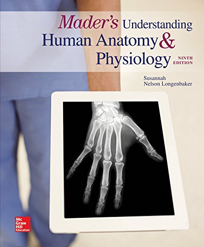 Mader's Understanding Human Anatomy & Physiology (Mader's Understanding Human Anatomy and Physiology)
