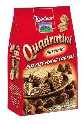 Loacker Quadratini Hazelnut Wafers (8)