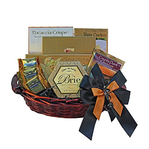 Art of Appreciation Gift Baskets Small Classic Gourmet Food Basket (Prime Ticket compare prices)