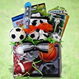 Soccer Gift Basket Ideal Get Well, Birthday Gift for Soccer Lover