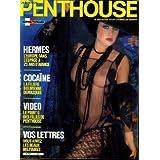 Penthouse, le magazine pour l'homme de demain n° 12 - hermes, l'europe dans l'espace a 25 ans d'avance - cocaine...