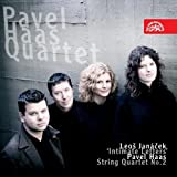 Janacek, Haas: String Quartets