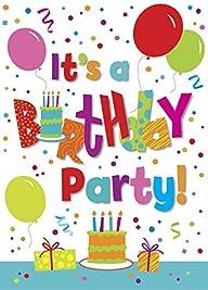 Birthday Jamboree Invitations, 8ct
