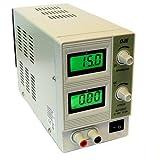 Labornetzgerät, regelbar, Digitalanzeige, 0-15V, 2A, stabilisiert, QJ1502C