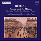Debussy: Arrangements for 2 Pianos