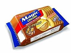 エグザクト マジッククリームクラッカー ピーナッツサンド (90g×2本)×20袋