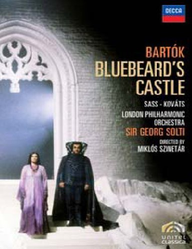 Cover art for  Bartk: Bluebeard&#039;s Castle