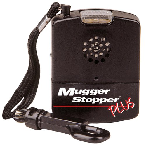 STI 12005 Mugger Stopper Plus, Personal Protection Alarm