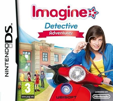 Imagine Detective Adventures (Nintendo DS)