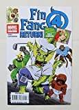 【FIN FANG FOUR RETURN!】#1 ONE-SHOT 中古アメコミ(洋書) MARVEL <2009年>