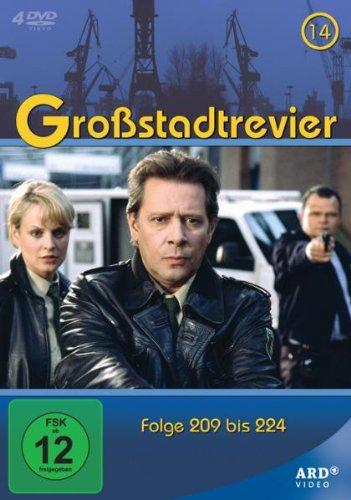 Großstadtrevier - Box 14, Folge 209 bis 224 [4 DVDs]