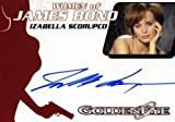James Bond Heroes & Villains - Izabella Scorupco