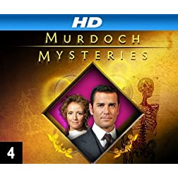 Murdoch Mysteries Season 4 [HD]