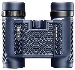 Bushnell H2O Waterproof/Fogproof Compact Roof Prism Binocular 8 x 25-mm Black