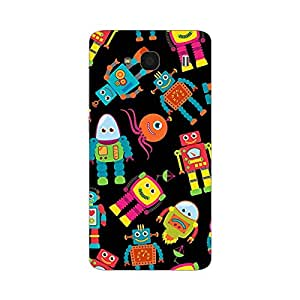 Garmor Designer Plastic Back Cover For Xiaomi Redmi 2 Prime