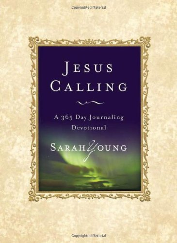 Jesus Calling Devotional  A 365 Day Journaling Devotional, Sarah Young