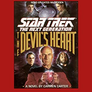 Star Trek, The Next Generation: The Devil's Heart (Adapted) Audiobook