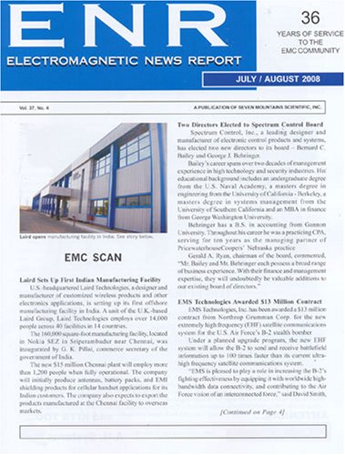 Electromagnetic News Report