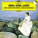 Grieg: M�lodies ~ Songs ~ Lieder
