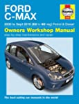 Ford C-Max Petrol and Diesel Service...
