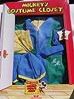Worlds of Wonder Mickey's Costume Closet - Talking Mickey Mouse SLUMBER SLEEPERS (1986)