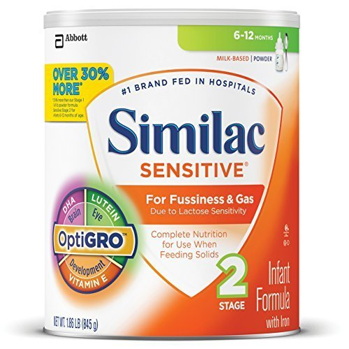 similac-sensitive-infant-formula-stage-2-powder-298-ounces-pack-of-4-by-similac