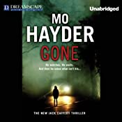 Gone: A Jack Caffery Thriller, Book 5 | Mo Hayder