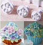 New 3Pcs/Set Fondant Cake Decorating...