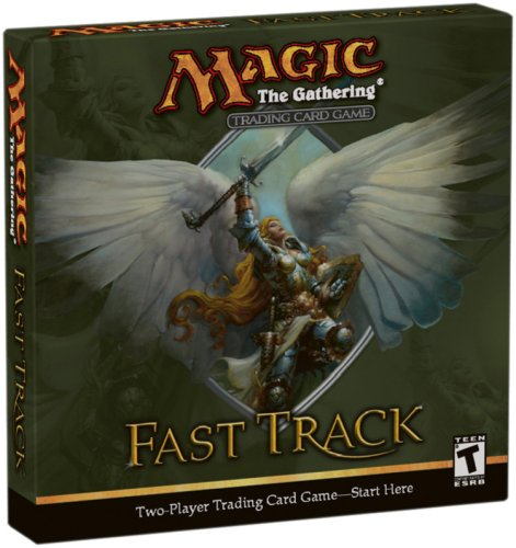 Magic the Gathering Card Game - Core 9th Edition Fast Track Starter Set
