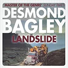 Landslide Audiobook by Desmond Bagley Narrated by Paul Tyreman