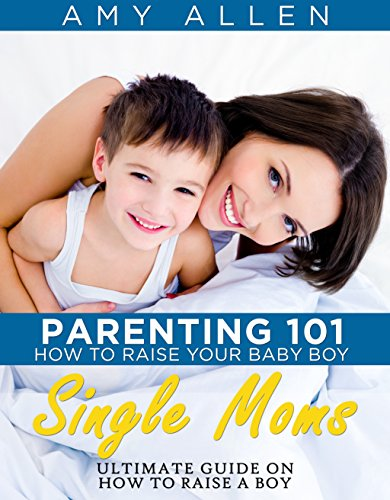 Single Mom Baby Books front-1058729