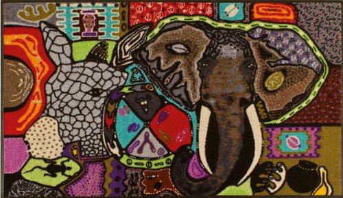 Fußmatte Wild Life 75×120 cm