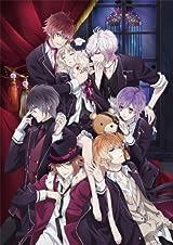アニメ「DIABOLIK LOVERS」DVD第1~6巻の予約開始