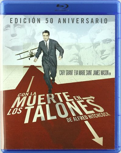 Con La Muerte En Los Talones (50 Aniv.) [Blu-ray]