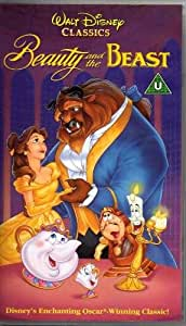 Beauty And The Beast (Disney) [VHS] [1992]