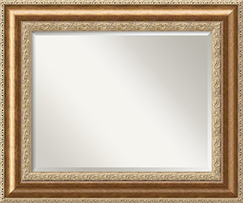 Vienna Bronze Mirror - Large Framed front-806511