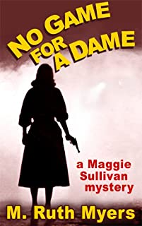No Game For A Dame by M. Ruth Myers ebook deal